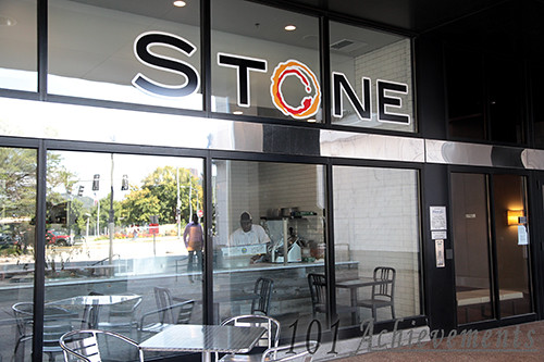 Summer 2013 Restaurant Week - Stone