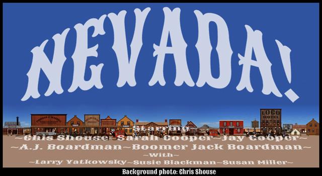 Nevada Banner