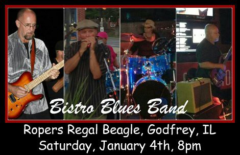 Bistro Blues Band 1-4-14
