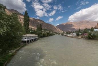 De Gunt rivier.
