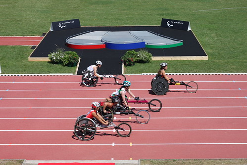 championnats mondiaux handisport #Lyon2013