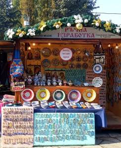 Bansko Traditional Stall by dibach