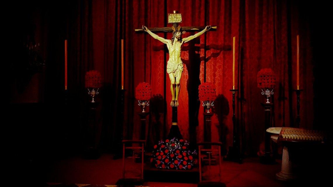 Quinario 2017: Santísimo Cristo.