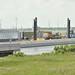 construction barge passage