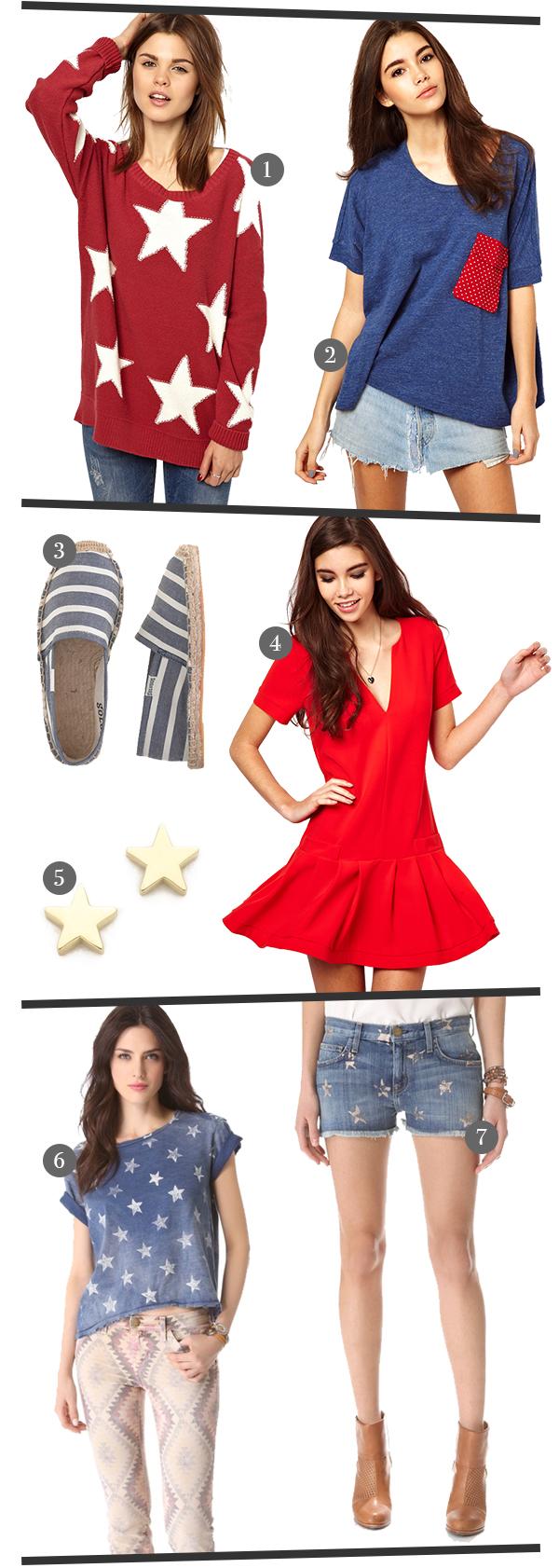 Feeling Patriotic  Eatsleepwear  Fashion & Lifestyle
