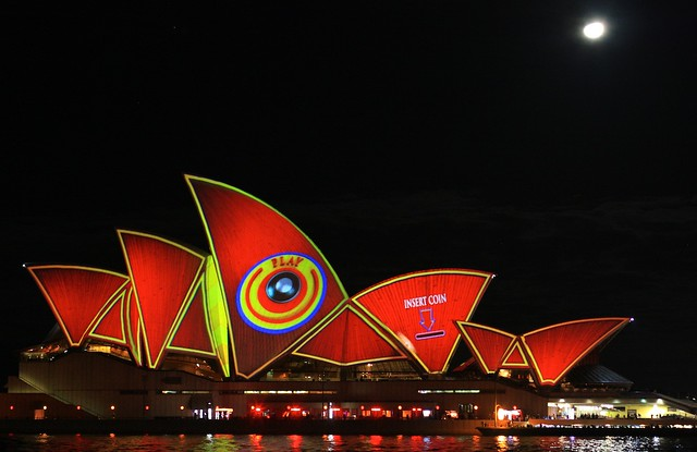 VIVID Sydney, Play, Spinifex Group