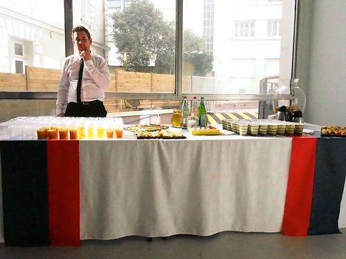 DevFest 2013 : Le buffet (3)