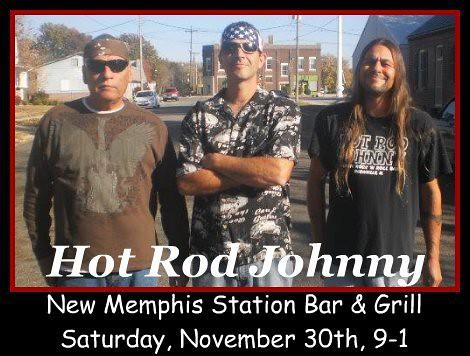 Hot Rod Johnny 11-30-13