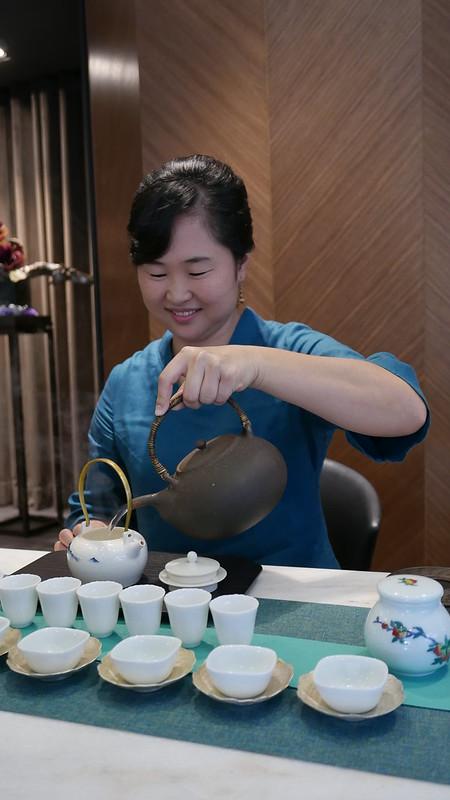福壽山長春茶