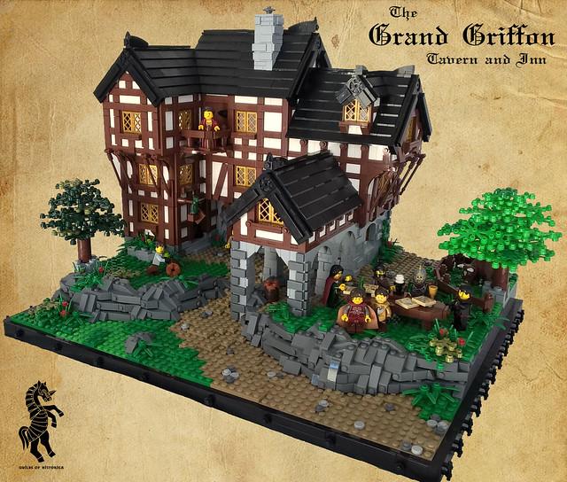 Grand Griffon - Front
