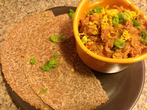 sprouted tortilla
