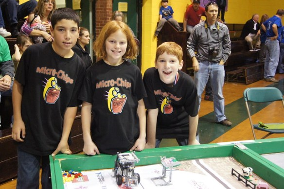 FLL Micro Chips