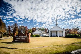 Little Stevens Creek Baptist Church