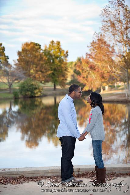 Nicole & Jonathan Engagement Session