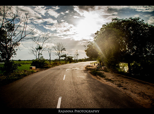 En route to Tiruvathavur by Rajanna @ Rajanna Photography
