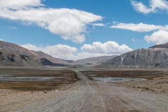 Prachtige hoogvlakten op ruim 4000 meter boven NAP.