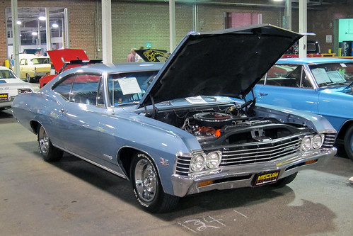 1967 Chevrolet Impala SS a