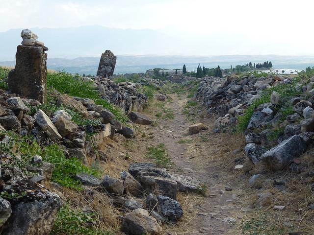 Turquie - jour 12 - De Kas à Pamukkale - 165 - Martyrium de l'apôtre Philippe