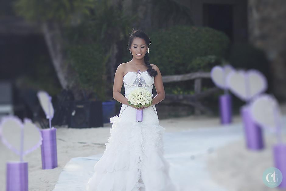 Cebu Destination Wedding Photography, Cebu Costabella Tropical Beach