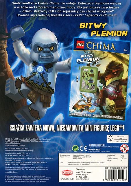 LEGO Legends of Chima - LNC204 PRE