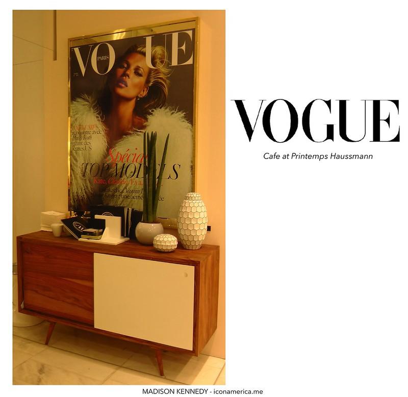 VOGUE Cafe