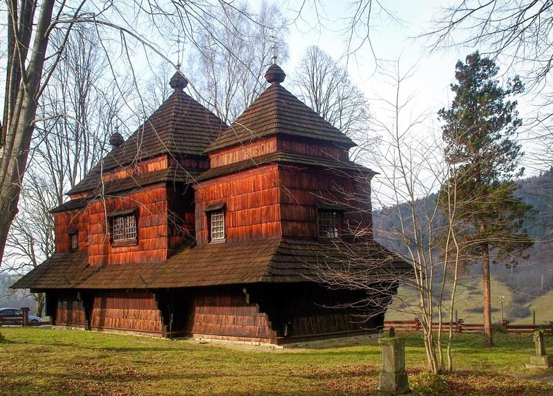 Iglesias de madera Cárpatos