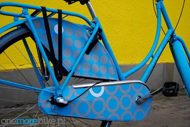 Gazelle Classic R3T 2014 - niebieski/rozmiar 51