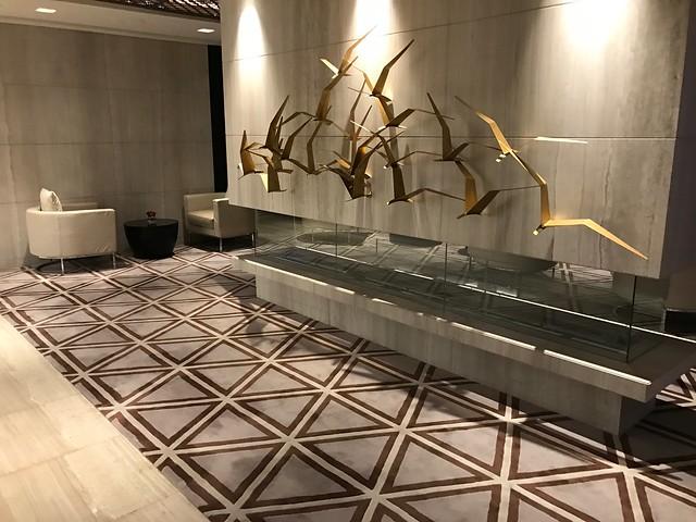 Parties communes - Sheraton Grand Hotel Dubai