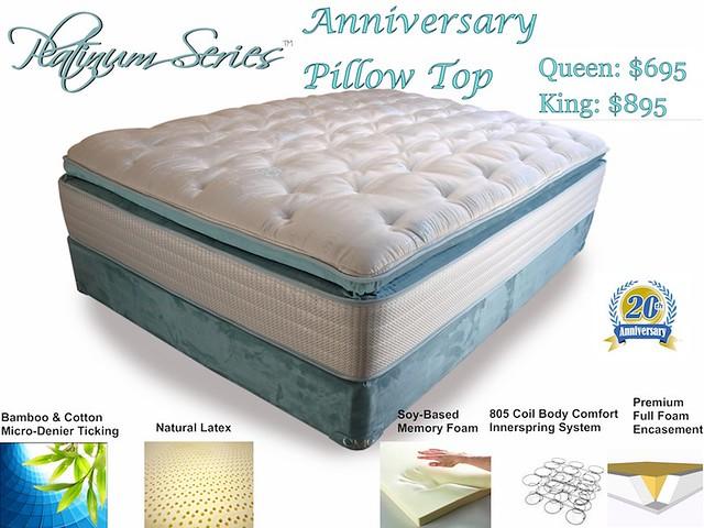 Platinum Pillowtop