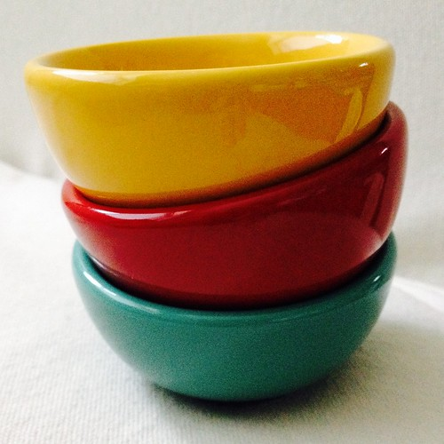 Little bowls for Sin by maelie