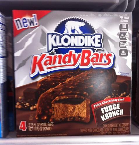 Klondike Kandy Bars Fudge Krunch