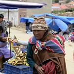 Viajefilos en el Mercado de Tarabuco, Bolivia 22