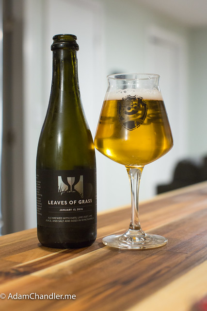 Hill Farmstead Leaves of Grass - January 15th, 2016