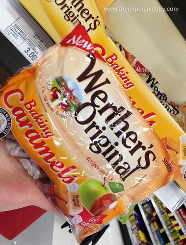 Werther's Originals Baking Caramels