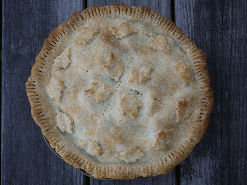Pie Out