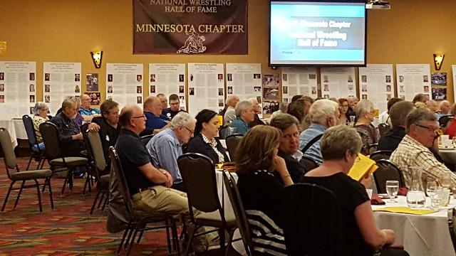 National Wrestling Hall of Fame, Minnesota Chapter Banquet