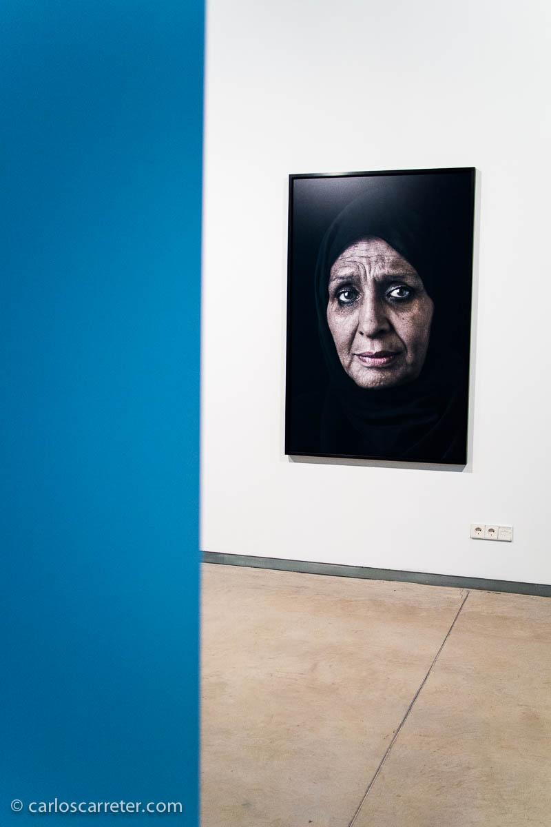 Shirin Neshat en Fundación Telefónica