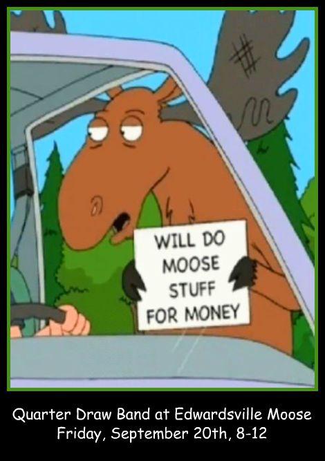 QDB at Moose 9-20-13