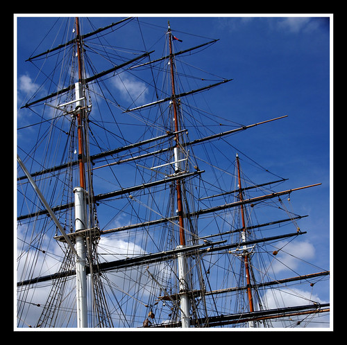 The Cutty Sark by little_frank