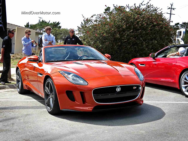 Jaguar F-Type V6 S reviewed by Mind Over Motor