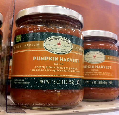 Archer Farms Pumpkin Harvest Salsa