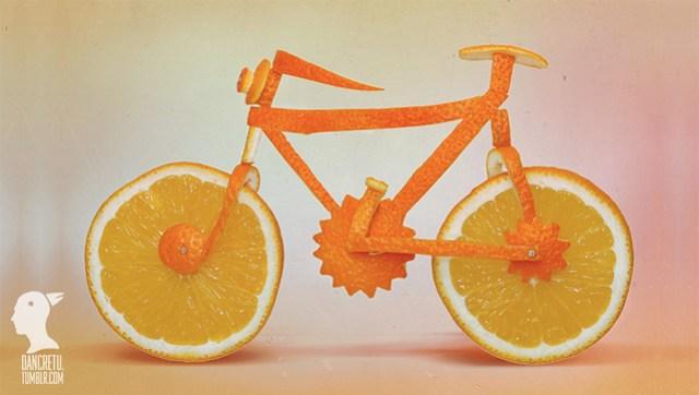 bike fruity