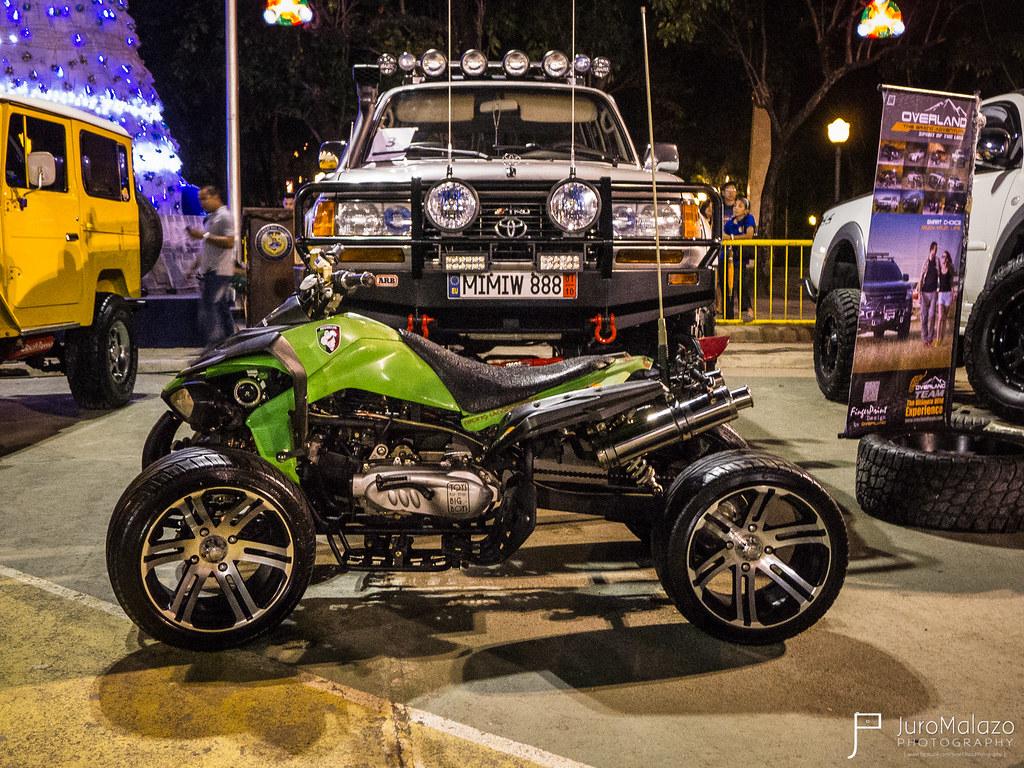 Toyota Land Cruiser + ? - Dagupan City Fiesta Auto Show 2013 - Juro Malazo