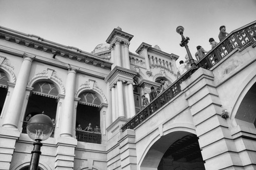 Ahsan Manzil: Different Strokes V
