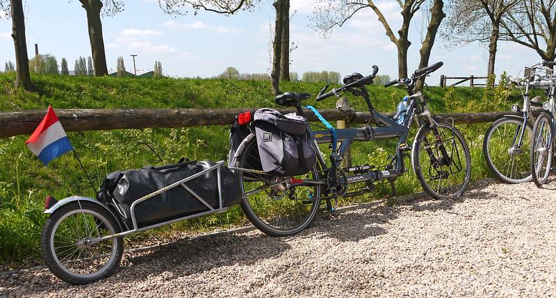 fiets 364 Koga Miyata tandem