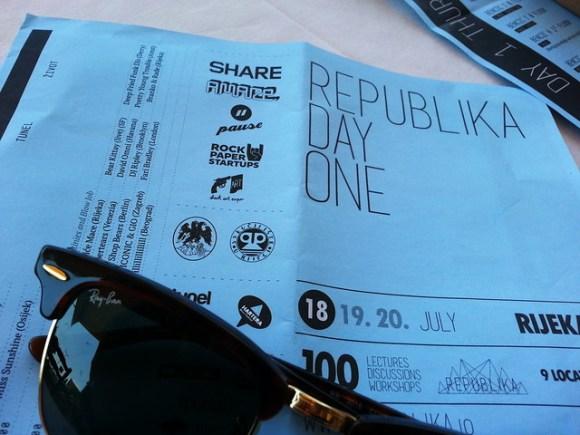 REPUBLIKA DAY ONE