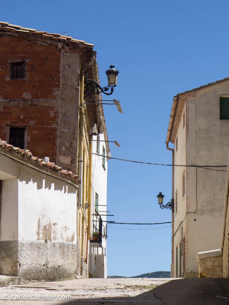 Paseo por Montalbán