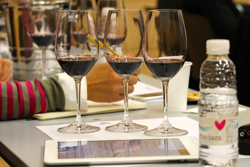 Catas en el Digital Wine Communications Conference