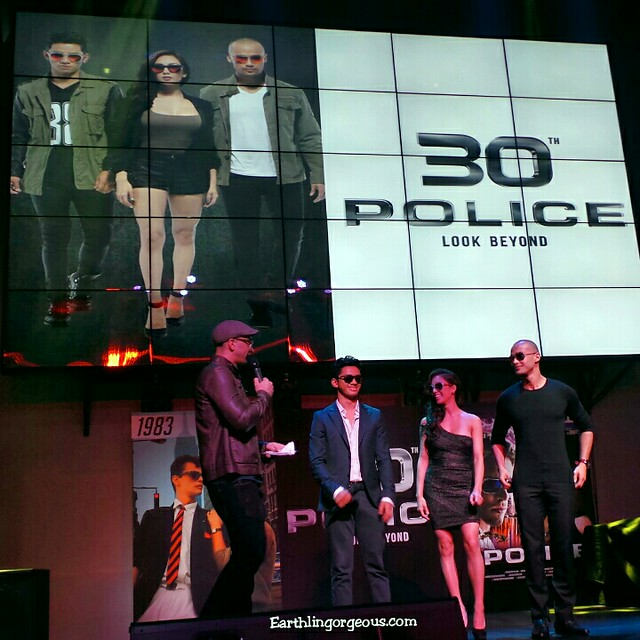 Police Eyewear Philipines brand ambassadors