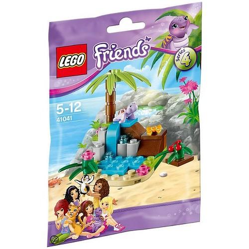 41041 Turtle's Little Paradise